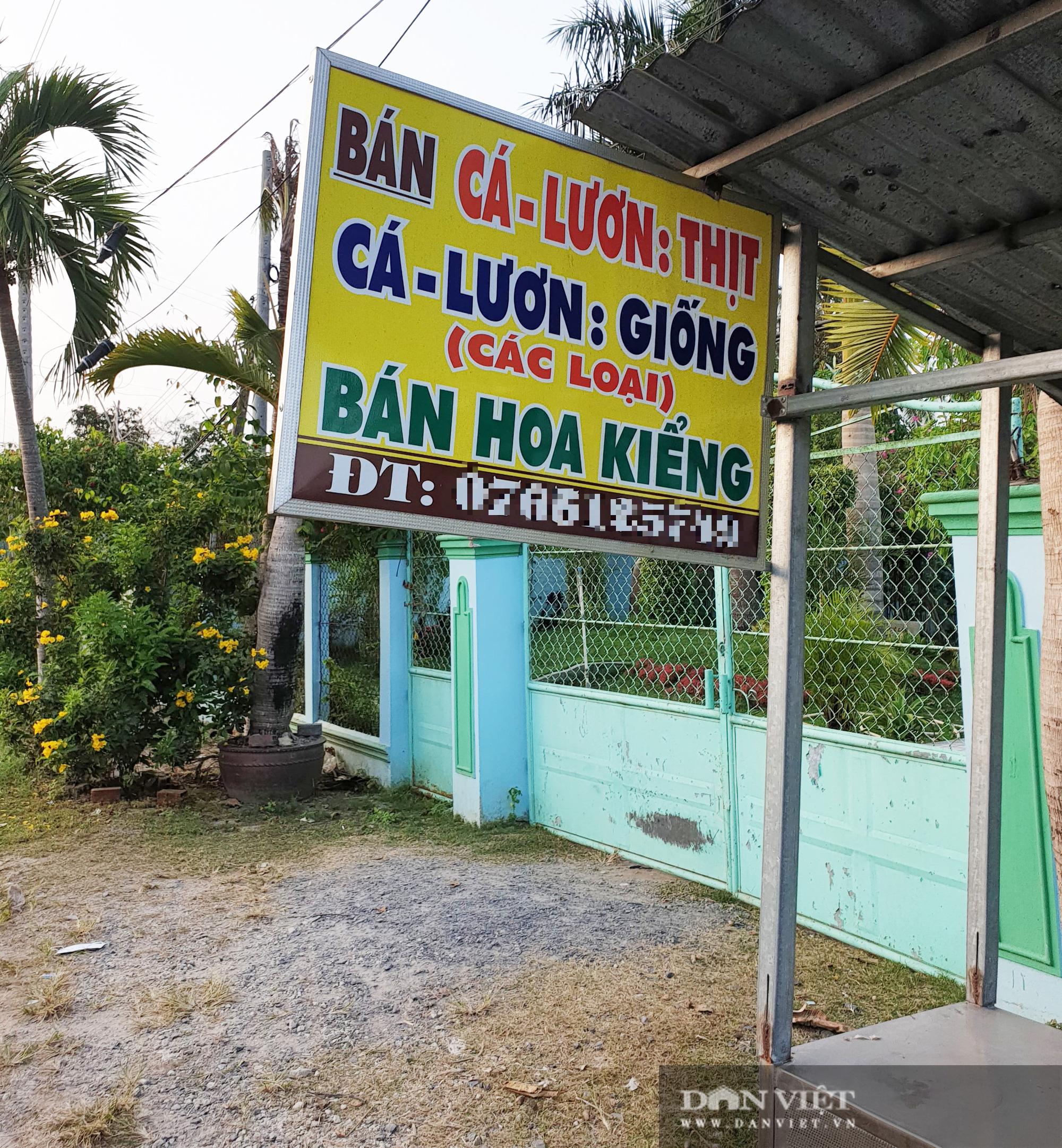 Bất ngờ phía sau quầy bán lươn của một nông dân Vĩnh Long là căn nhà 5 tỷ, thiết kế như chiếc du thuyền - Ảnh 1.