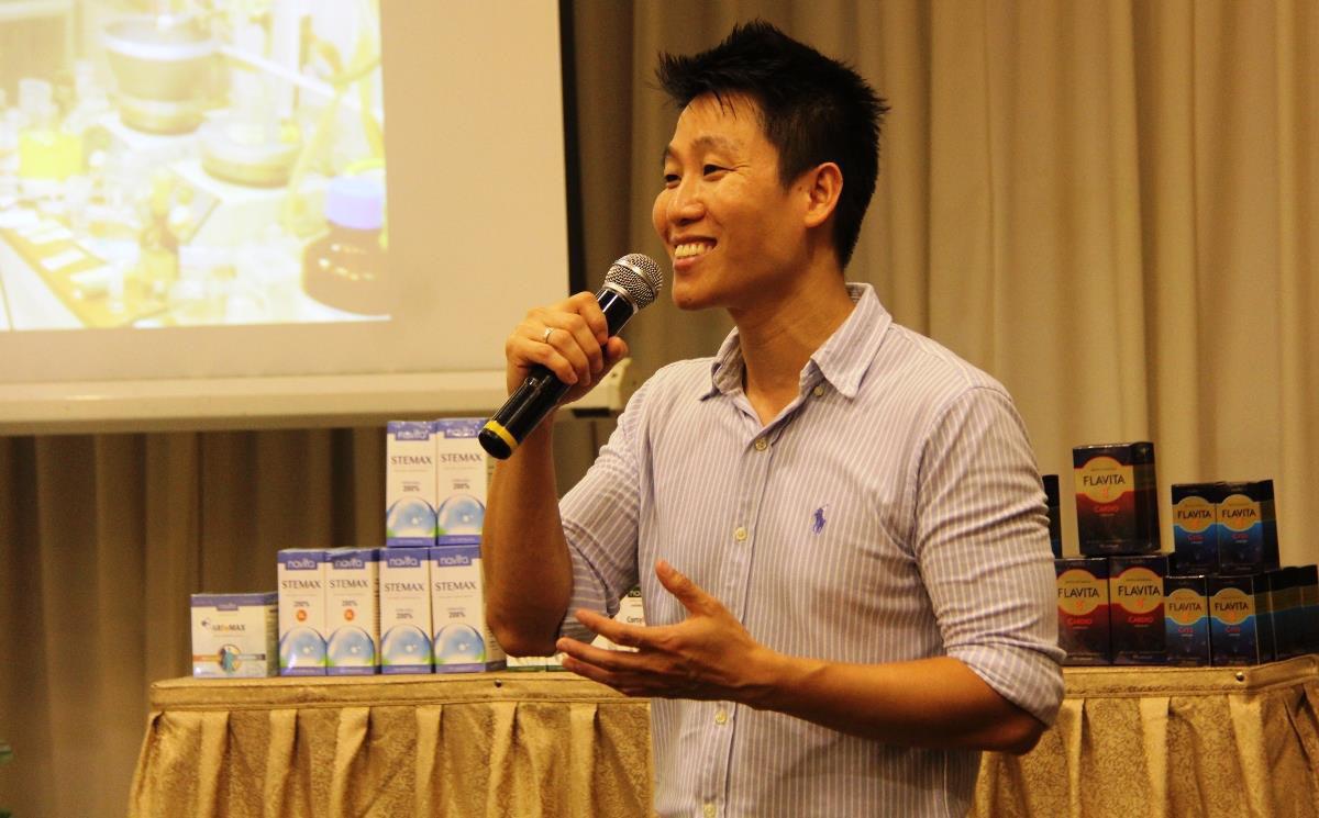 """Tiến sĩ - CEO Phạm Trường Sơn: Cùng NAVITA tạo dựng và bảo dưỡng """"con đê"""" Khỏe & Đẹp - Ảnh 2."""