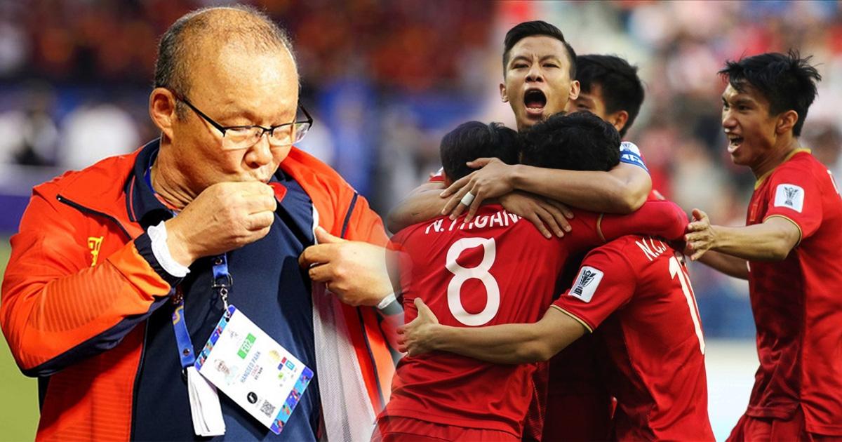 Đây! Lý do thầy Park gắn bó với bóng đá Việt Nam hay không - Ảnh 2.