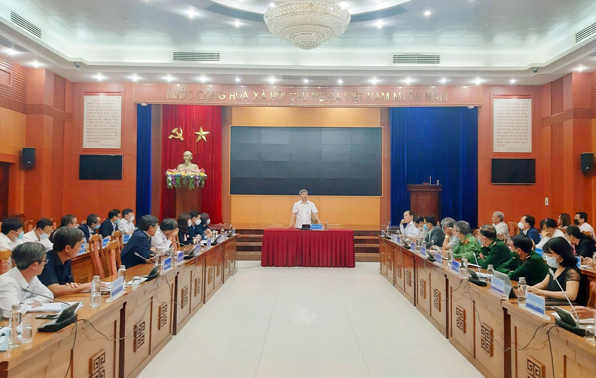Quảng Nam đề nghị Trung ương công nhận huyện Duy Xuyên đạt chuẩn nông thôn mới - Ảnh 1.