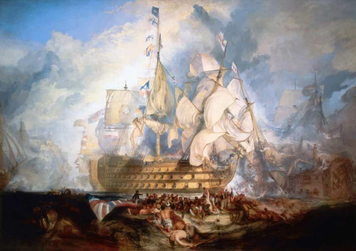 Top 10 trận chiến trên biển lớn nhất trong lịch sử thế giới - Ảnh 2.