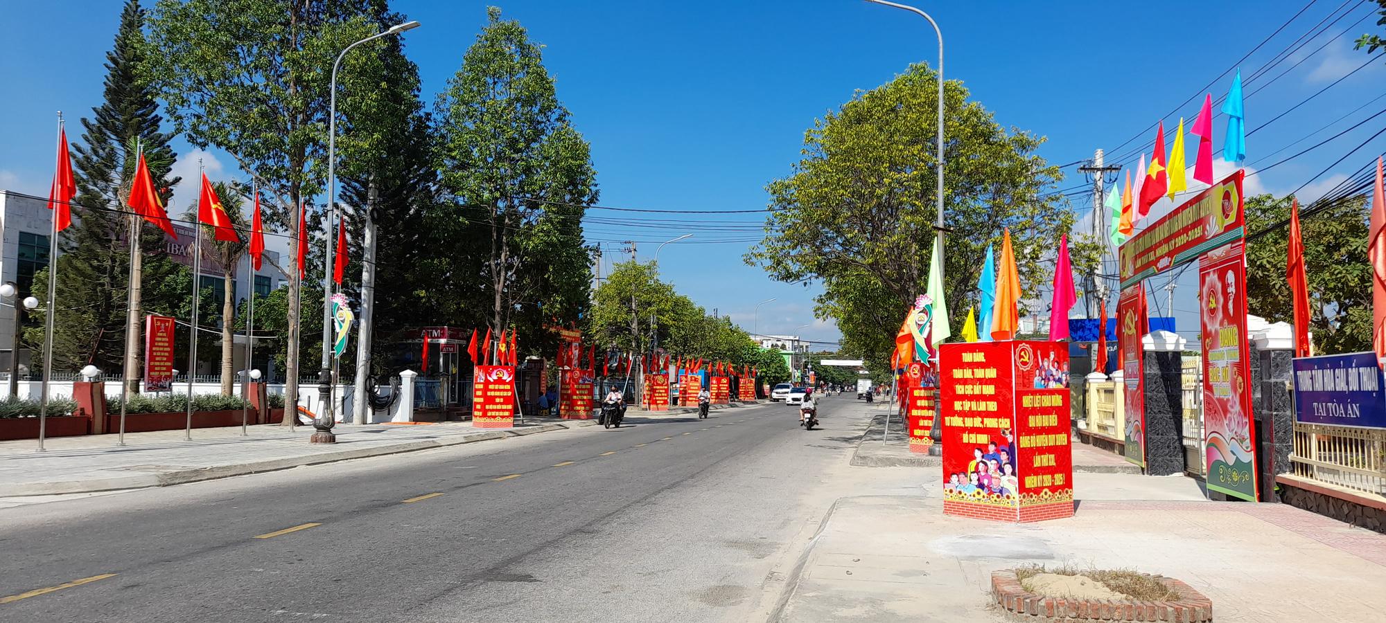 Quảng Nam đề nghị Trung ương công nhận huyện Duy Xuyên đạt chuẩn nông thôn mới - Ảnh 2.