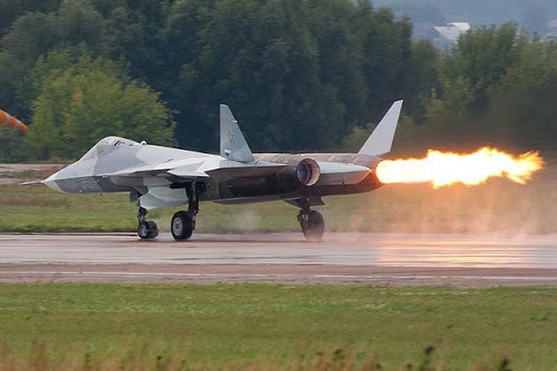 """Su-57 Nga vẫn là """"chiếu dưới"""" F-22 Mỹ ít nhất cho tới năm 2025 - Ảnh 25."""