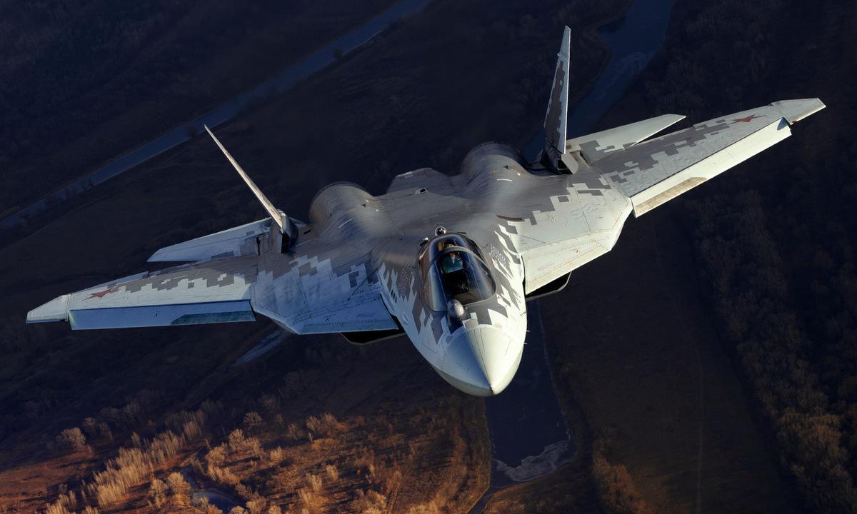 """Su-57 Nga vẫn là """"chiếu dưới"""" F-22 Mỹ ít nhất cho tới năm 2025 - Ảnh 27."""