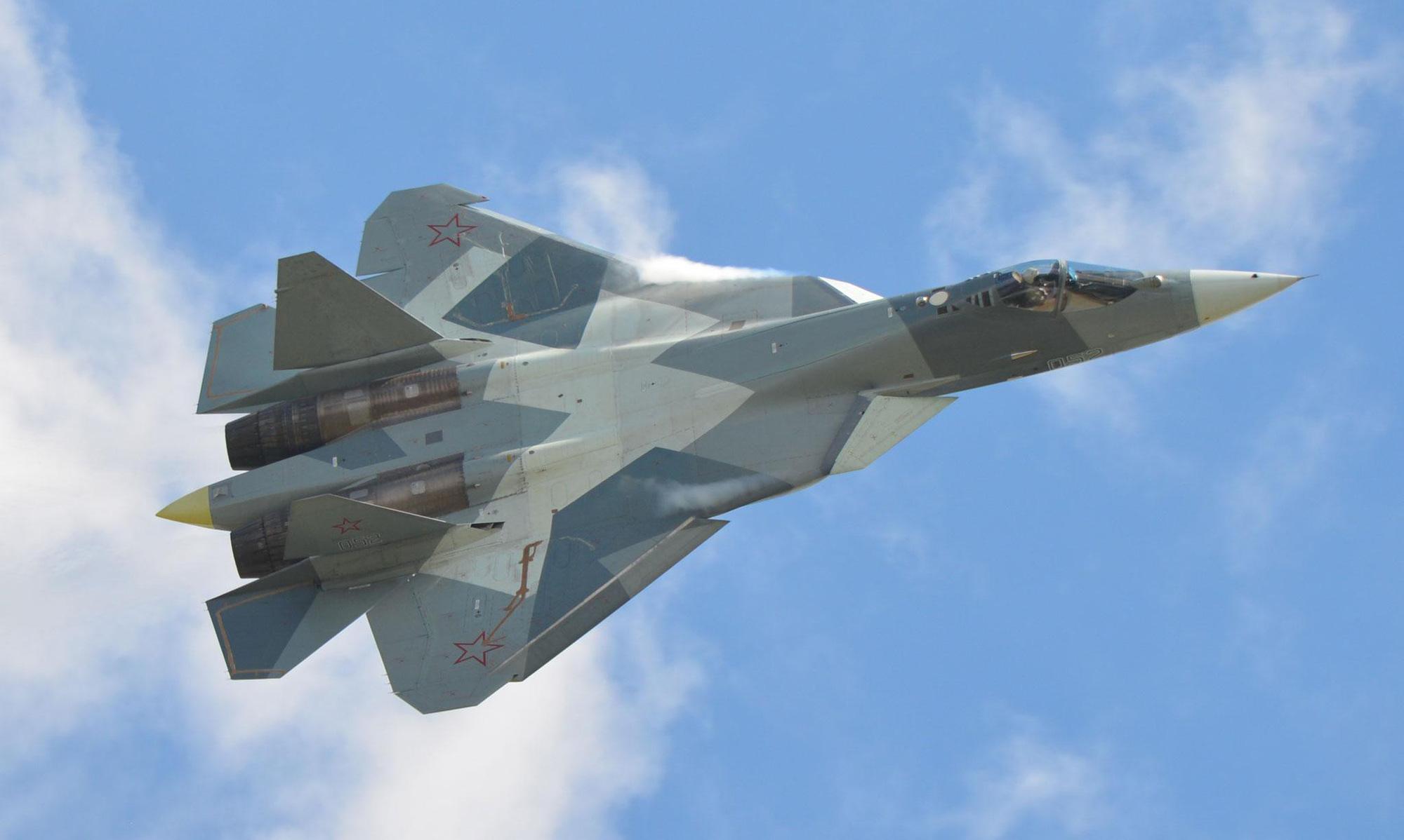 """Su-57 Nga vẫn là """"chiếu dưới"""" F-22 Mỹ ít nhất cho tới năm 2025 - Ảnh 28."""