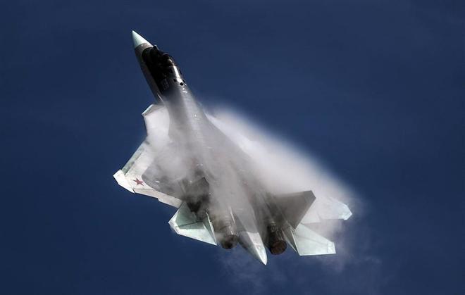 """Su-57 Nga vẫn là """"chiếu dưới"""" F-22 Mỹ ít nhất cho tới năm 2025 - Ảnh 29."""