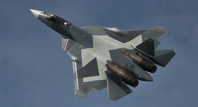 """Su-57 Nga vẫn là """"chiếu dưới"""" F-22 Mỹ ít nhất cho tới năm 2025 - Ảnh 30."""