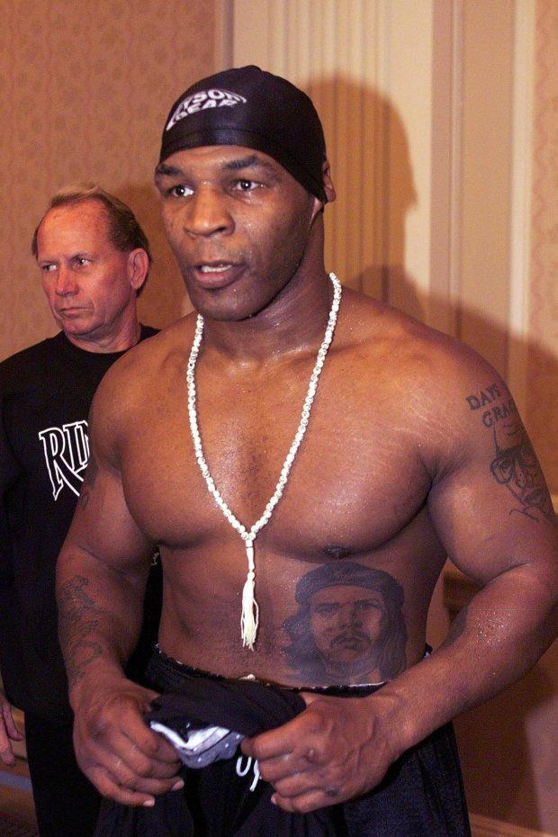 """Giải mã 6 hình xăm đặc biệt của """"tay đấm thép"""" Mike Tyson - Ảnh 5."""