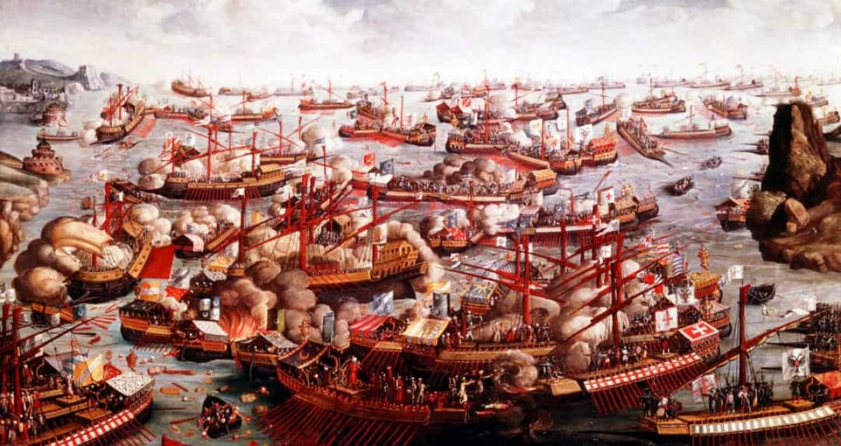 Top 10 trận chiến trên biển lớn nhất trong lịch sử thế giới - Ảnh 5.