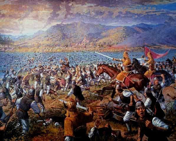 """Không thần phục, Cao Câu Ly đánh bại 1,1 triệu quân """"Thiên Triều"""" Trung Hoa - Ảnh 5."""