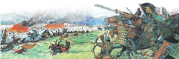 """Không thần phục, Cao Câu Ly đánh bại 1,1 triệu quân """"Thiên Triều"""" Trung Hoa - Ảnh 6."""
