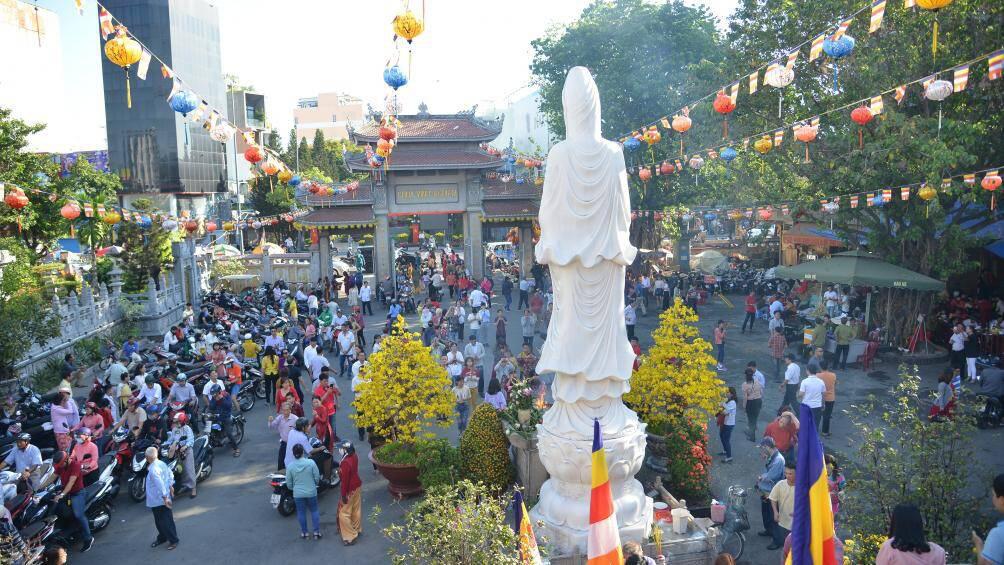 Bộ Nội vụ: Nghi lễ Phật giáo online hoàn toàn phù hợp và tiện ích - Ảnh 5.