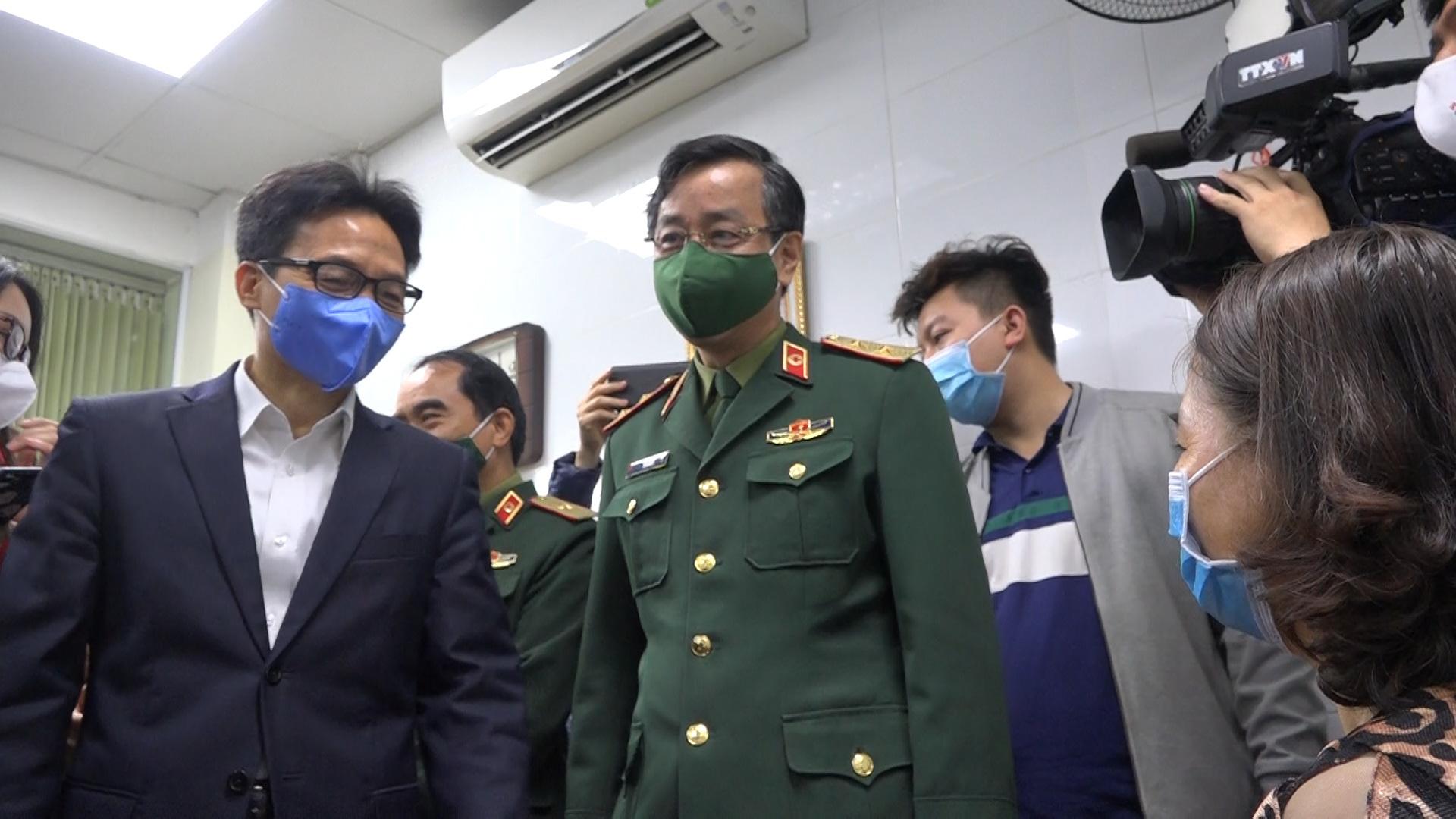 Việt Nam thử nghiệm lâm sàng vắc xin COVID-19 Nano Covax giai đoạn 2 - Ảnh 4.