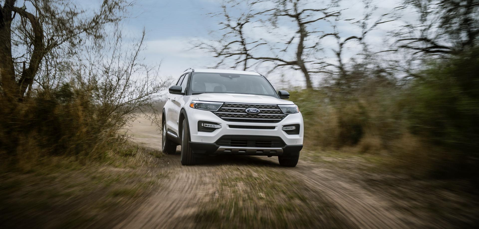 Ford tung dòng SUV khiến Honda CR-V, Mazda CX-5 lo lắng - Ảnh 9.