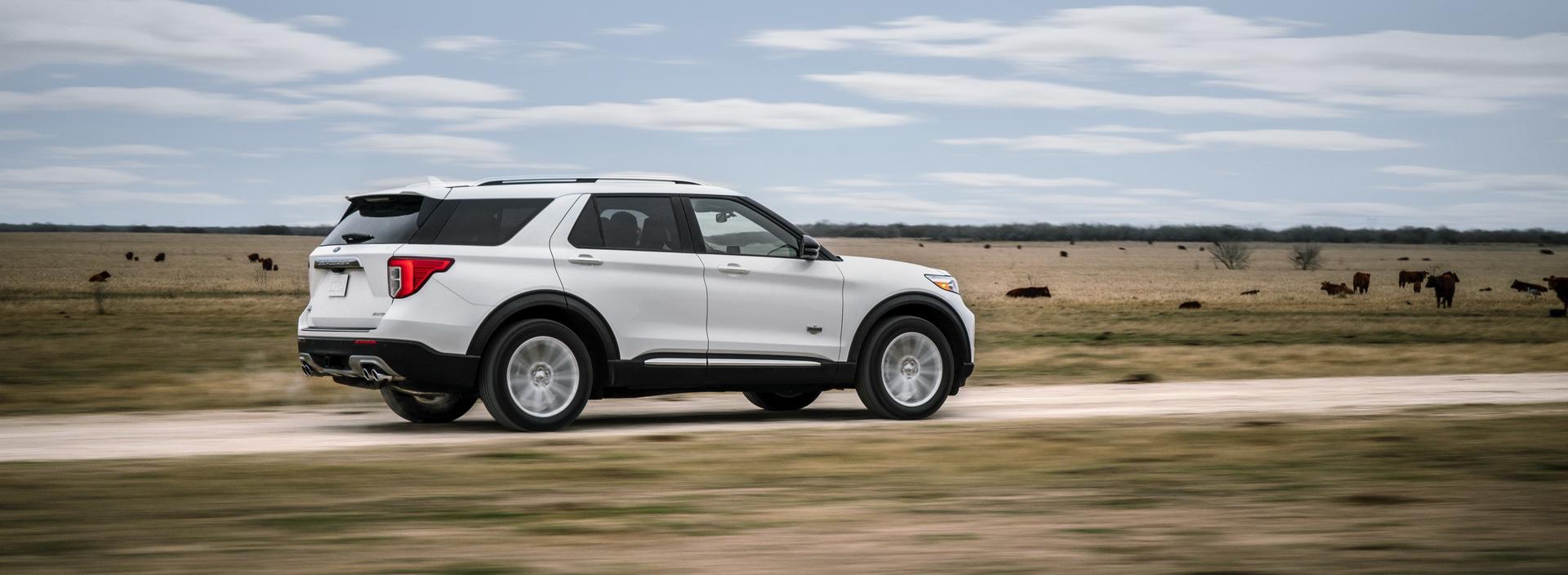 Ford tung dòng SUV khiến Honda CR-V, Mazda CX-5 lo lắng - Ảnh 7.