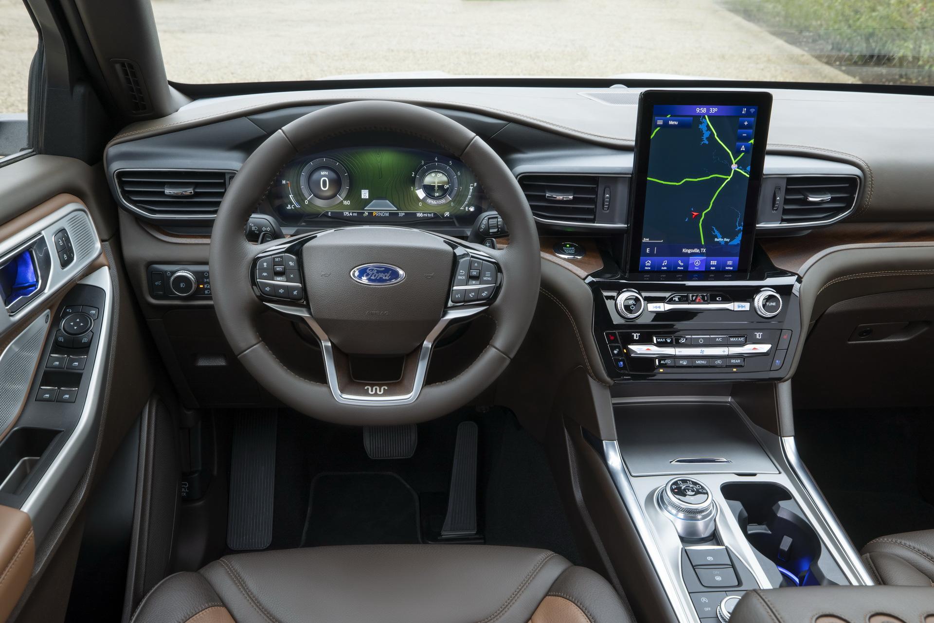 Ford tung dòng SUV khiến Honda CR-V, Mazda CX-5 lo lắng - Ảnh 3.