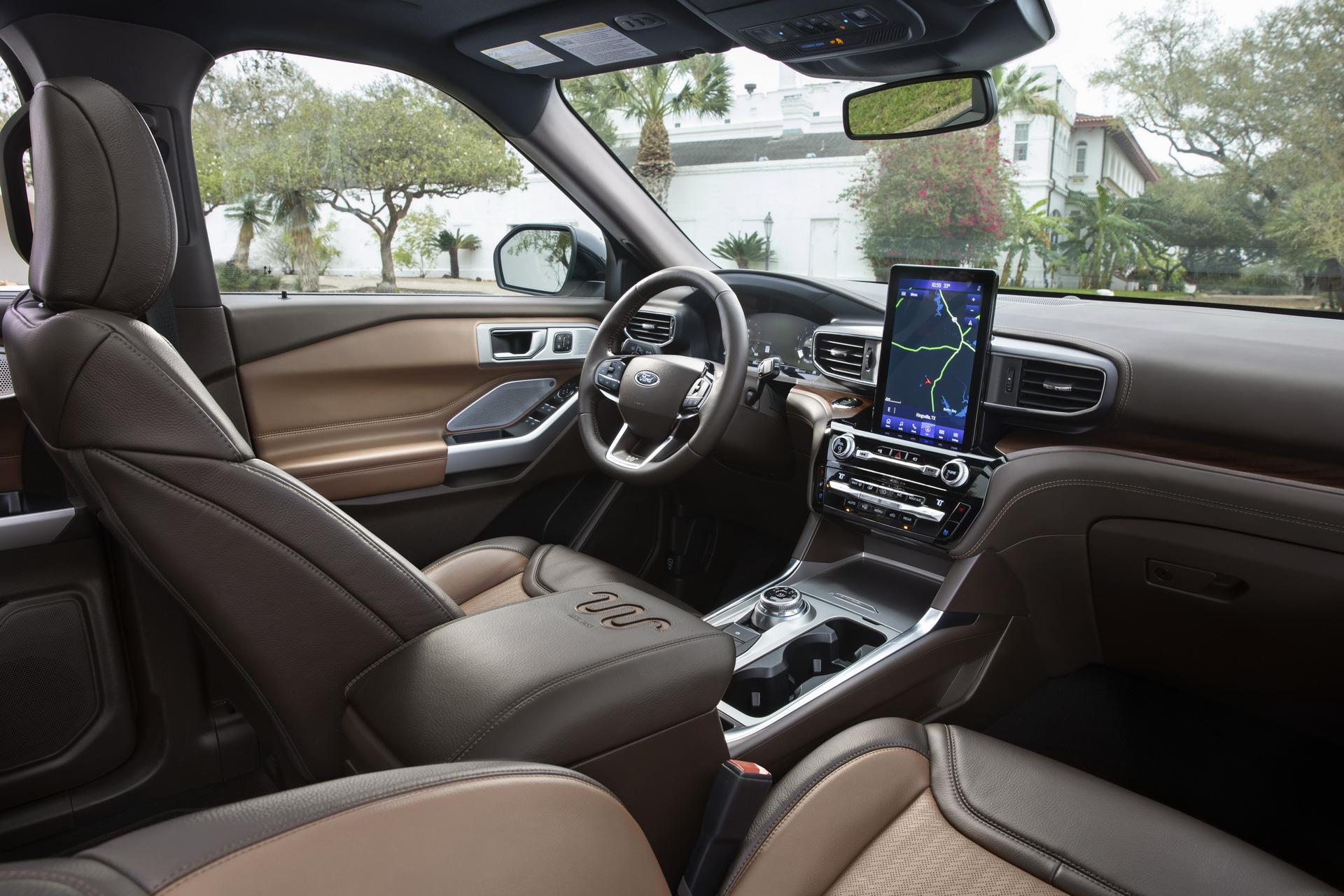 Ford tung dòng SUV khiến Honda CR-V, Mazda CX-5 lo lắng - Ảnh 4.