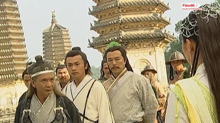 Kiếm hiệp Kim Dung: Huyền Minh nhị lão từng đả thương Trương Vô Kỵ lợi hại tới đâu - Ảnh 1.