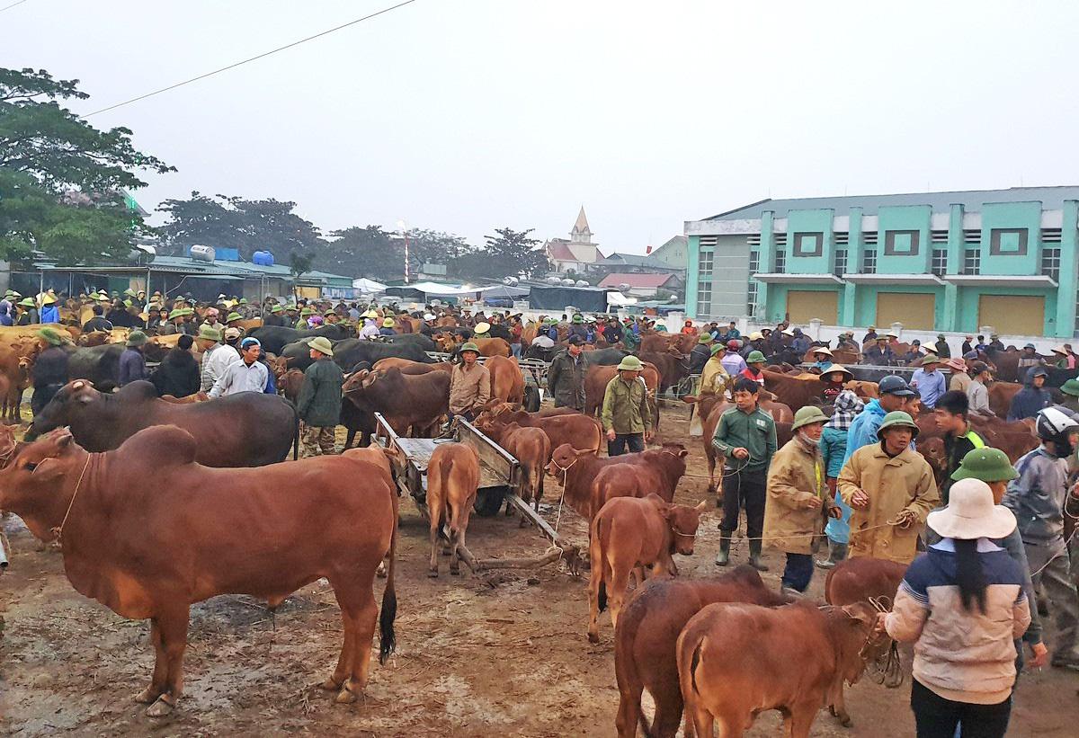 4 phiên chợ lạ lùng ở Việt Nam nổi danh từ cái tên đến mặt hàng bán bởi chỉ buôn bán trâu và bò - Ảnh 1.