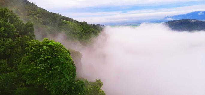 Lên đỉnh núi Cô Tô-1 trong 7 ngọn núi nổi tiếng nhất tỉnh An Giang sao lại thót tim, nín thở - Ảnh 5.