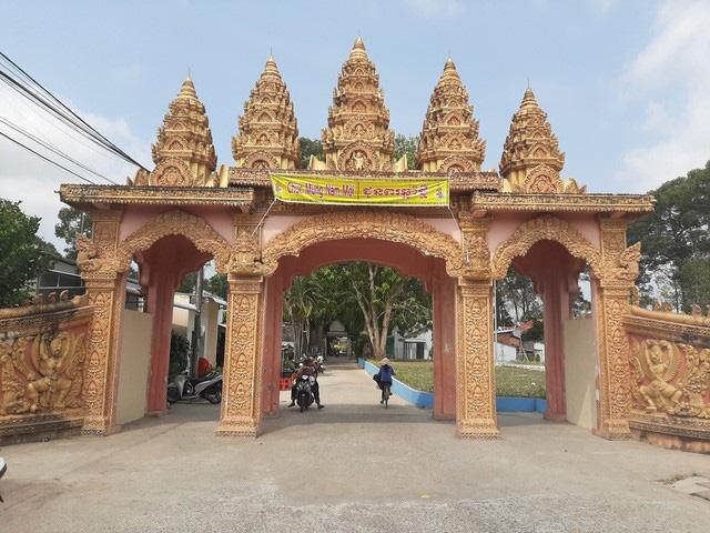 Sóc Trăng: Một ngôi chùa trăm tuổi, trải qua 12 đời trụ trì có tượng Phật nằm khổng lồ nhất Việt Nam - Ảnh 1.