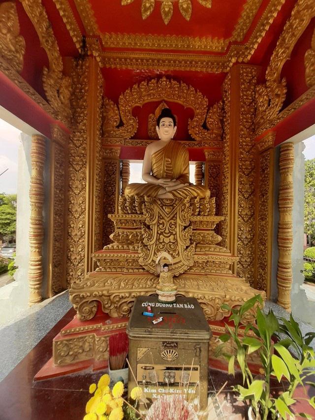 Sóc Trăng: Một ngôi chùa trăm tuổi, trải qua 12 đời trụ trì có tượng Phật nằm khổng lồ nhất Việt Nam - Ảnh 5.