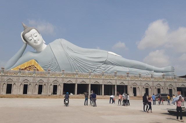 Sóc Trăng: Một ngôi chùa trăm tuổi, trải qua 12 đời trụ trì có tượng Phật nằm khổng lồ nhất Việt Nam - Ảnh 6.