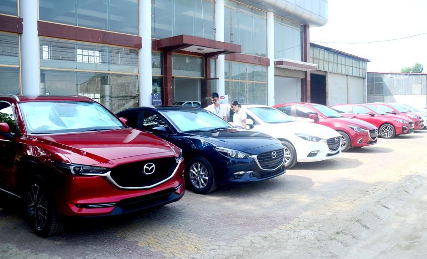 Giá ô tô giảm mạnh sau Tết Tân Sửu 2021 - Ảnh 1.