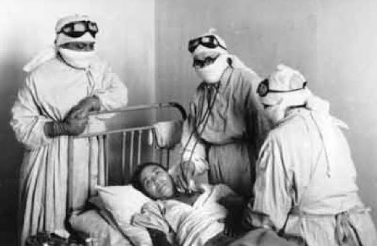"""""""Bánh mì say"""" - dịch bệnh kỳ lạ nhất ở Liên Xô - Ảnh 3."""