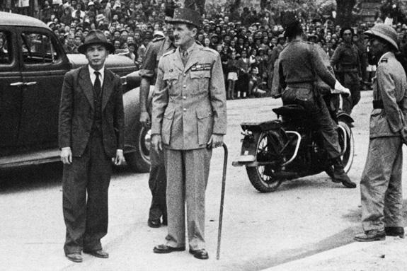 9 tướng lĩnh tài danh nước Pháp thất bại trước thầy giáo dạy sử Võ Nguyên Giáp - Ảnh 1.