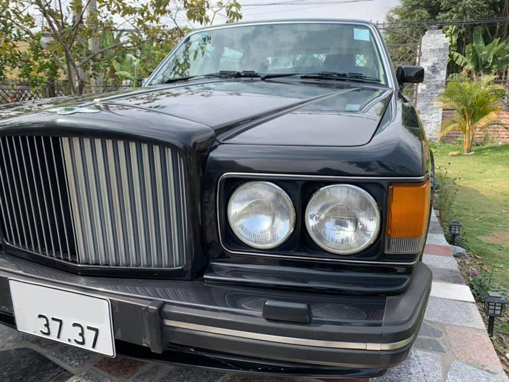 Xe sang Bentley cổ hàng hiếm của đại gia Việt vẫn có giá sốc - Ảnh 12.