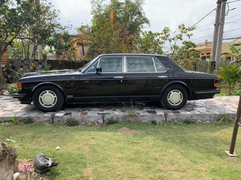 Xe sang Bentley cổ hàng hiếm của đại gia Việt vẫn có giá sốc - Ảnh 4.