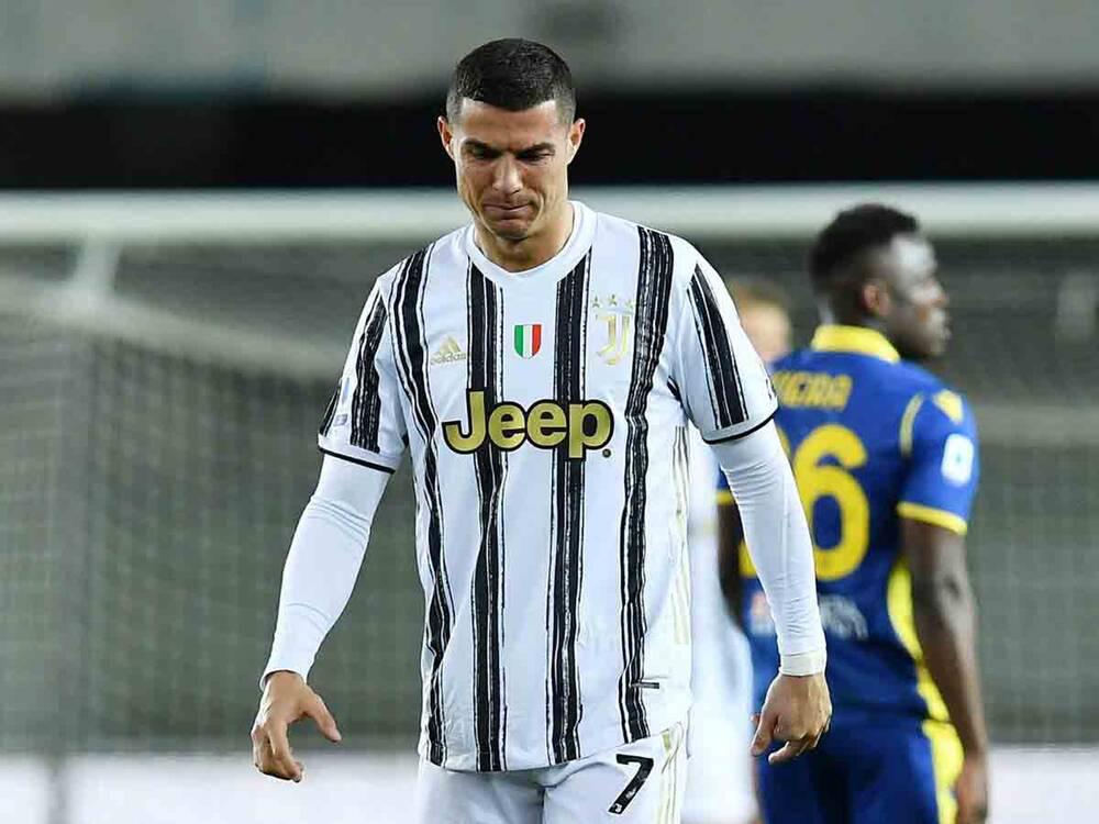 """Liên tục nổ súng, Ronaldo vẫn bị chê là """"dự án sai lầm của Juve"""" - Ảnh 1."""