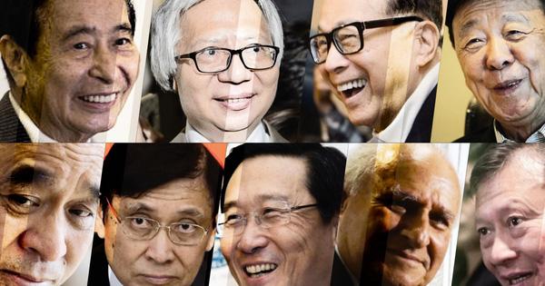 Hơn phân nửa tỷ phú Hồng Kông bị giảm tài sản do đại dịch - Ảnh 1.