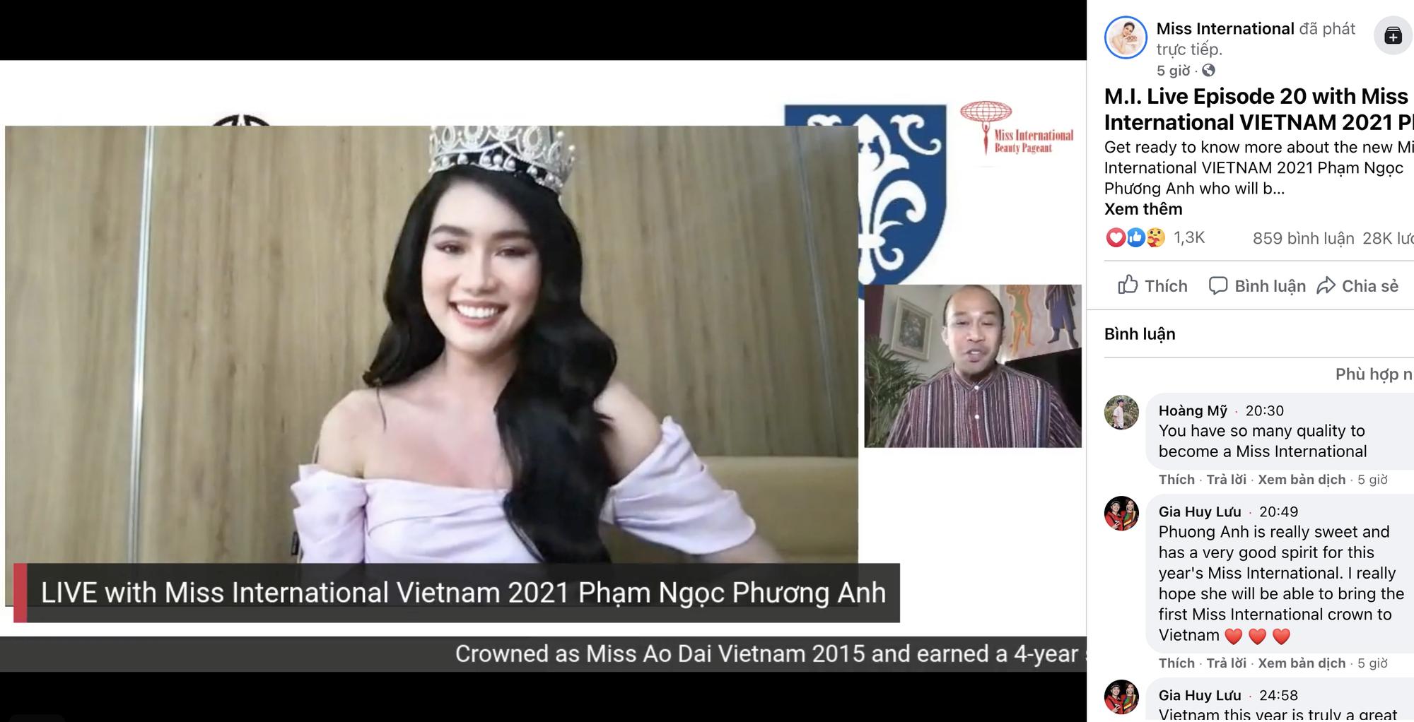 Á hậu dự thi Miss International 2021: Đi 21 nước, thông thạo 3 ngoại ngữ - Ảnh 11.