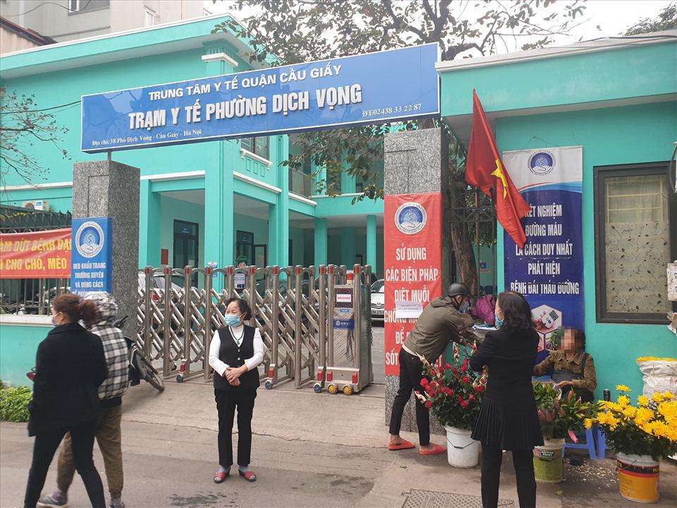 """Người dân Hà Nội phải khai báo y tế bằng QR CODE khi đi làm: Đã triển khai """"trên giấy"""" - Ảnh 1."""