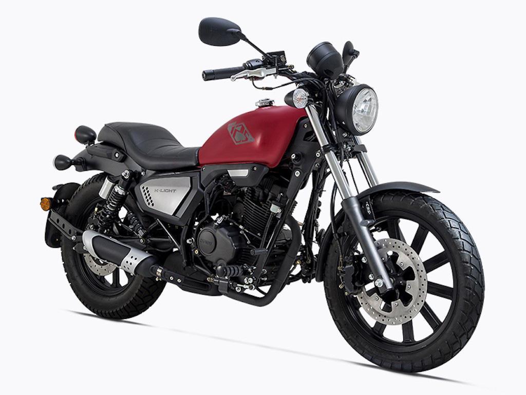 Xe mô tô Trung Quốc giá rẻ giật mình, từng thâm nhập Việt Nam - Ảnh 1.
