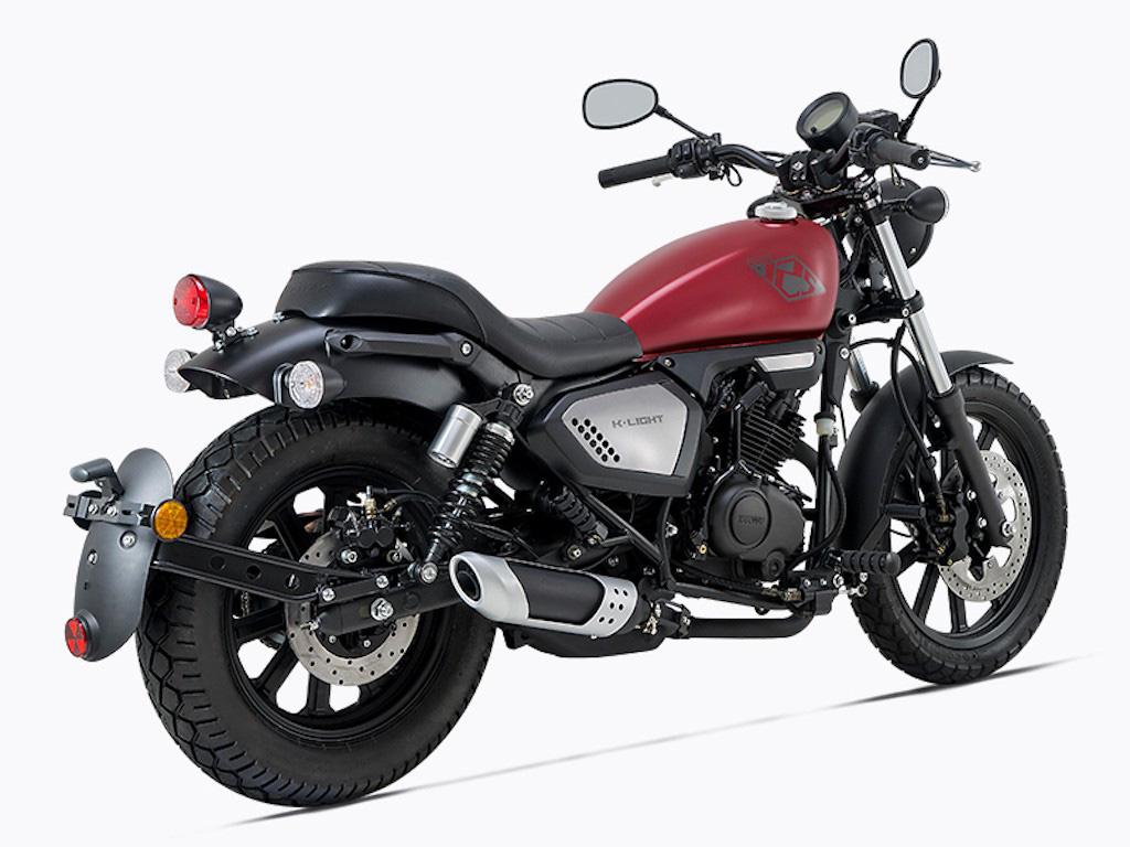Xe mô tô Trung Quốc giá rẻ giật mình, từng thâm nhập Việt Nam - Ảnh 2.