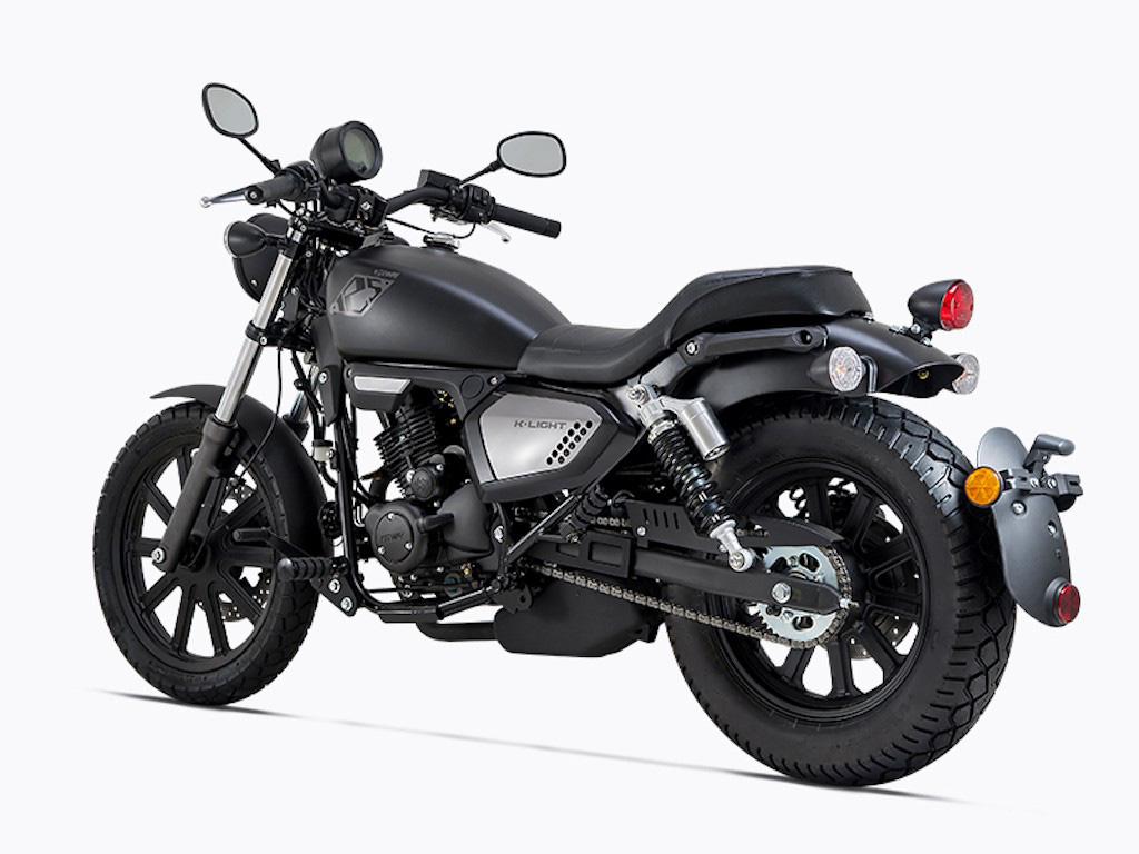 Xe mô tô Trung Quốc giá rẻ giật mình, từng thâm nhập Việt Nam - Ảnh 4.