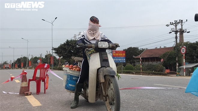 Cà chua chín đỏ đồng đúng dịch COVID-19, nông dân Chí Linh đứng ngồi không yên - Ảnh 13.