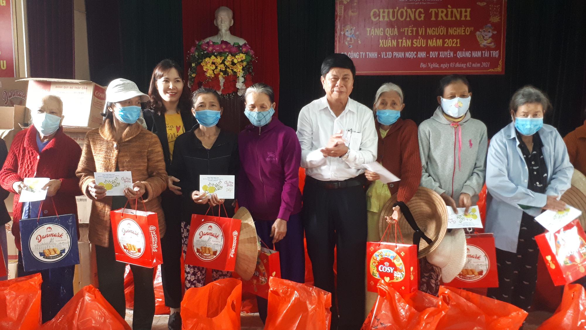 Quảng Nam: Mang xuân đến với bà con nông dân xứ Quảng - Ảnh 2.
