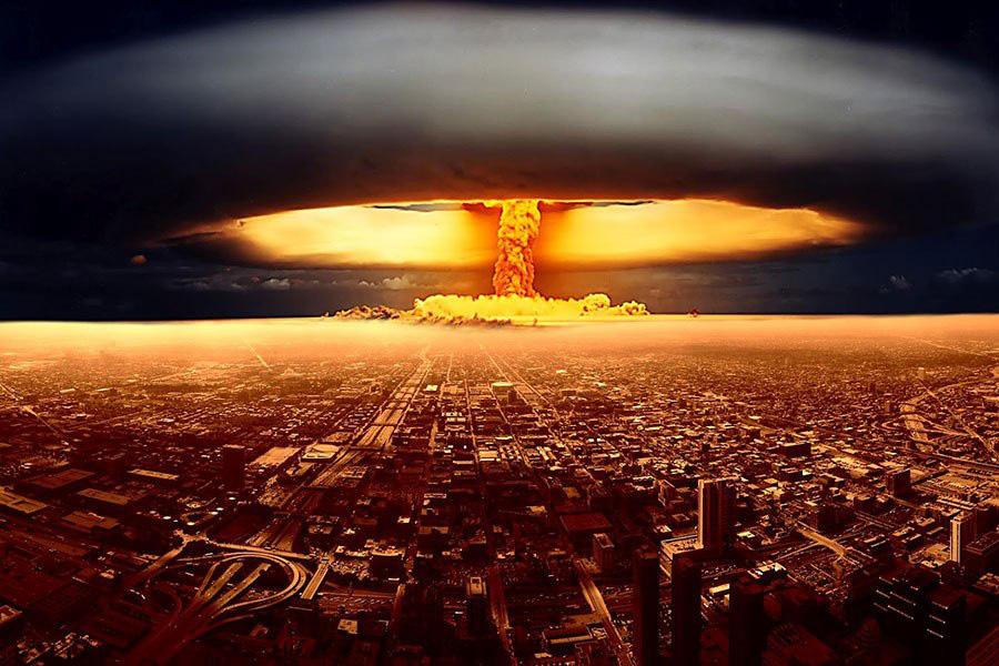 Tướng Mỹ cảnh báo nóng nguy cơ chiến tranh hạt nhân với Nga,Trung Quốc - Ảnh 1.