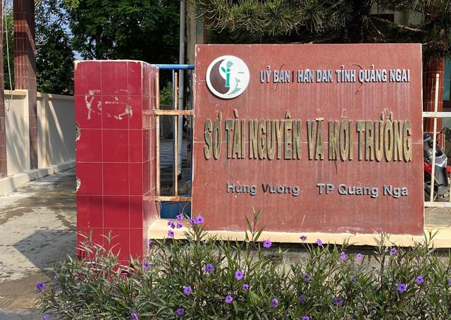Quảng Ngãi: Sau kỷ luật, Giám đốc Sở TNMT được điều động làm Phó Ban Dân tộc tỉnh  - Ảnh 2.