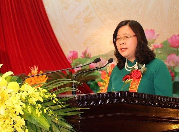 Nữ Ủy viên Ban Bí thư sẽ được Bộ Chính trị phân công công tác mới - Ảnh 1.