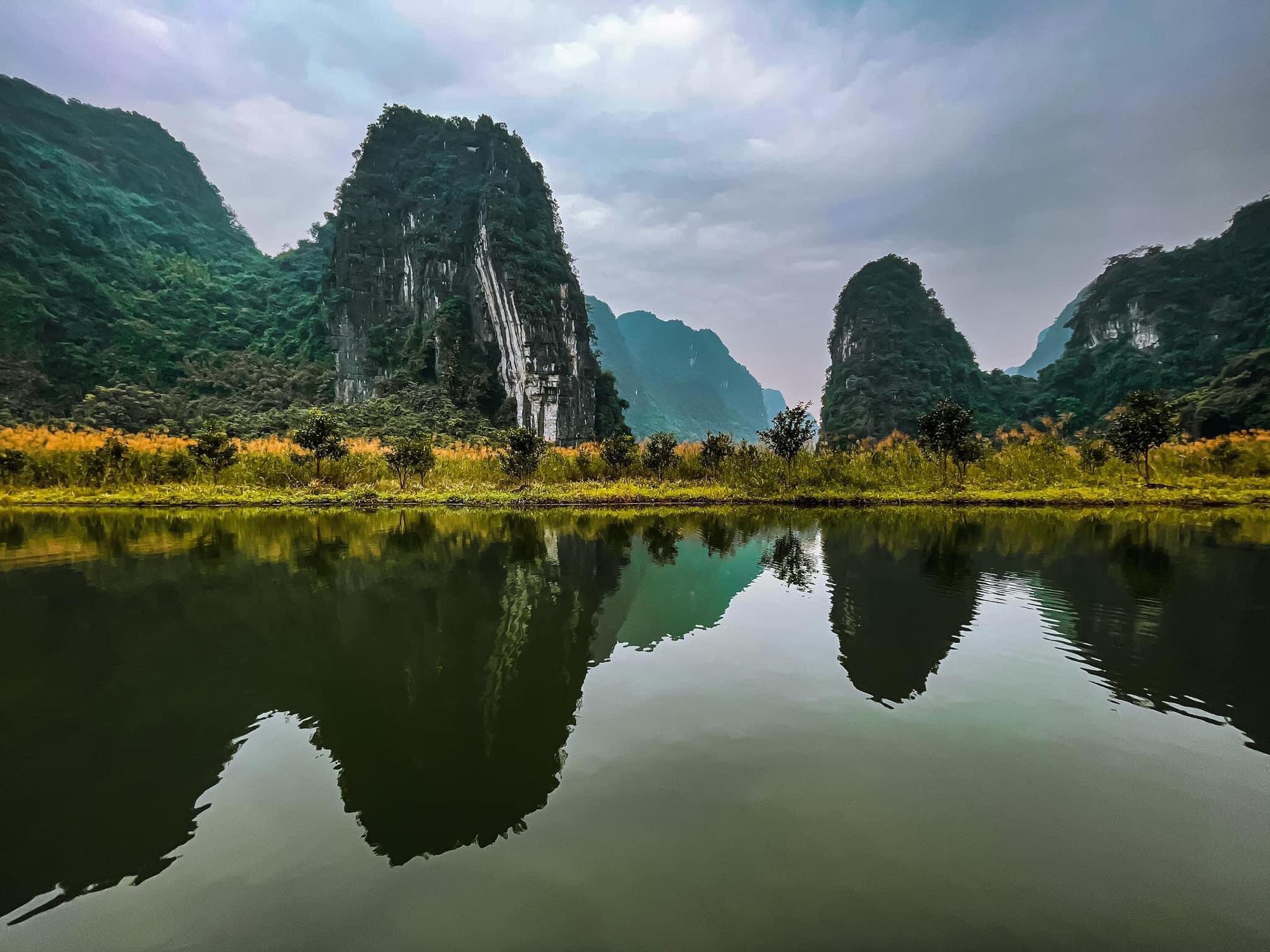Điểm tên 3 danh thắng Ninh Bình ngay gần Hà Nội, nên đi dịp Tết Âm lịch 2021 - Ảnh 3.