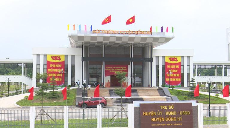 Ban QLDA đầu tư xây dựng huyện Đồng Hỷ hoàn thành nhiều dự án trọng điểm - Ảnh 1.