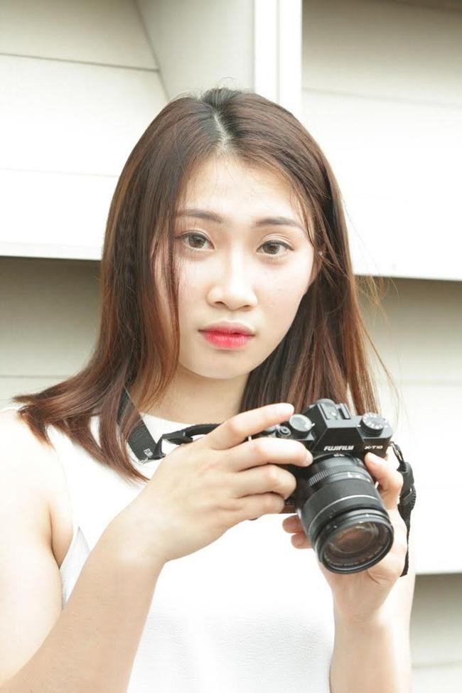 Hot girl bóng chuyền Quảng Bình 22 tuổi: Chân dài 1m75, mê trà sữa - Ảnh 14.
