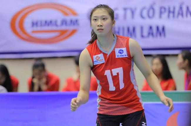 Hot girl bóng chuyền Quảng Bình 22 tuổi: Chân dài 1m75, mê trà sữa - Ảnh 8.