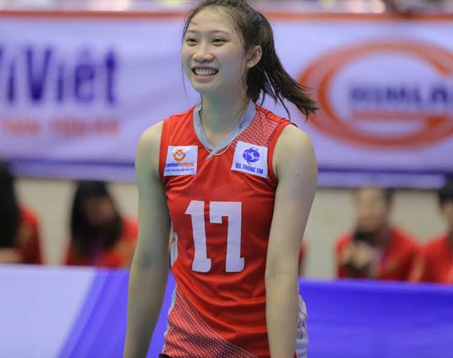 Hot girl bóng chuyền Quảng Bình 22 tuổi: Chân dài 1m75, mê trà sữa - Ảnh 9.