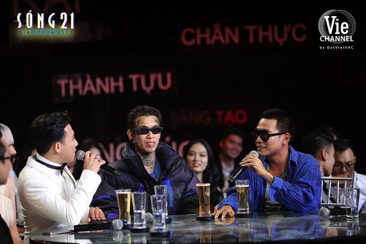 """Rap Việt trở lại đêm giao thừa Tết Tân Sửu có nguy cơ """"phá sóng"""" Táo quân 2021 - Ảnh 2."""